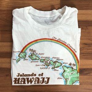 Brandy Melville Hawaii Graphic T shirt